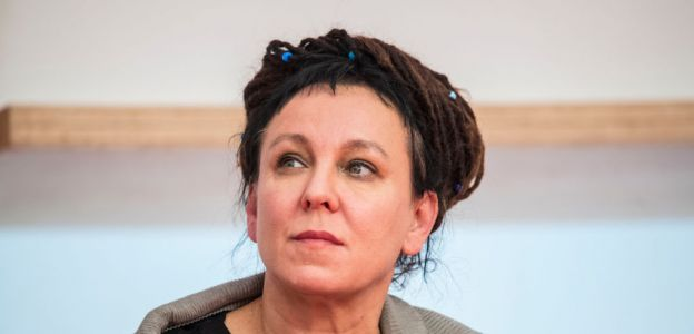Noblistka Olga Tokarczuk