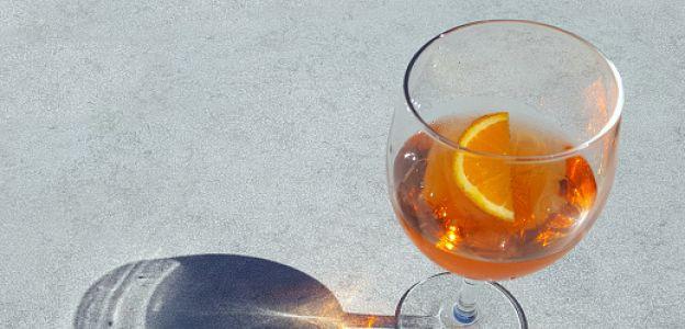 Pomarańczowe wino