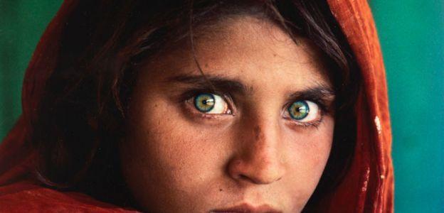 Afgańska Dziewczyna Steve'a McCurry