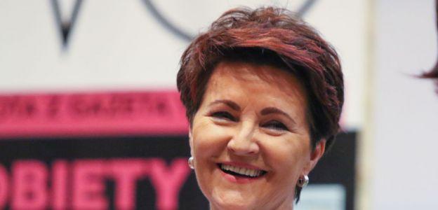 Jolanta Kwaśniewska zmieniła fryzurę