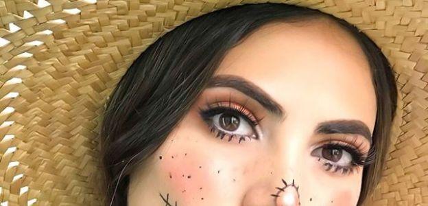 Makijaż na Halloween 2020