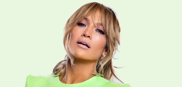 Jennifer Lopez i jej elegancka stylizacja na lock down