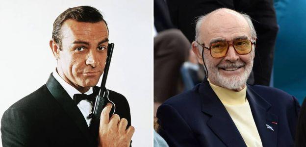 Zmarł Sean Connery