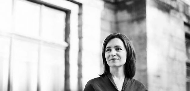 Maia Sandu - pierwsza kobieta prezydent w Mołdawii
