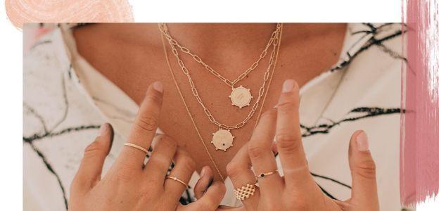 Delikatna biżuteria na prezent