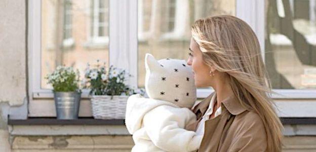 Kasia Tusk pokazała twarz córeczki