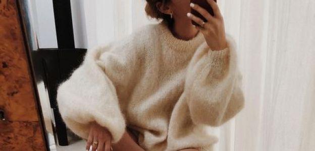 Modne swetry  - Roboty Ręczne