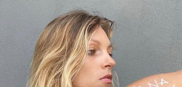 Anja Rubik: sesja dla Vogue Polska