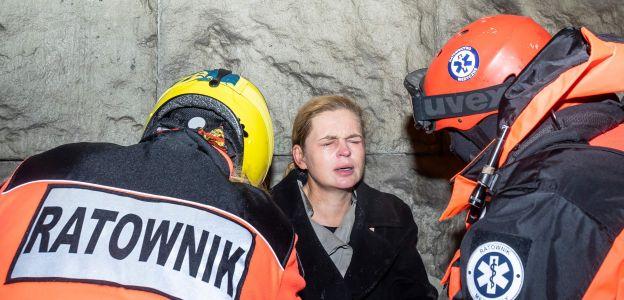 Barbara Nowacka zaatakowana gazem przez policję. Pokazywała legitymację poselską!