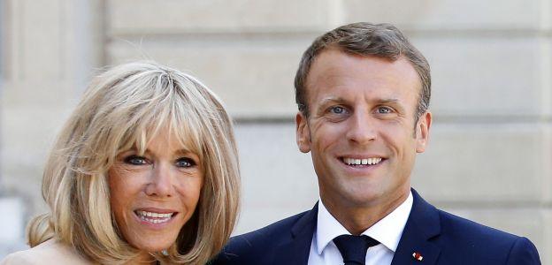 Brigitte Macron - żona Emanuela Macrona - kim jest pierwsza dama Francji?