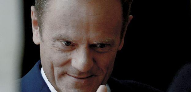 Donald Tusk wspomina ślub z Małgorzatą Tusk