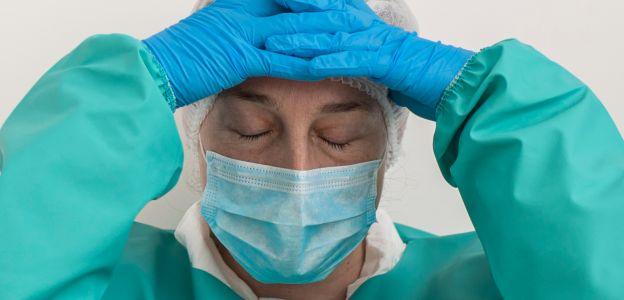 Koronawirus w Polsce. Zmarła pielęgniarka. Miała 37 lat