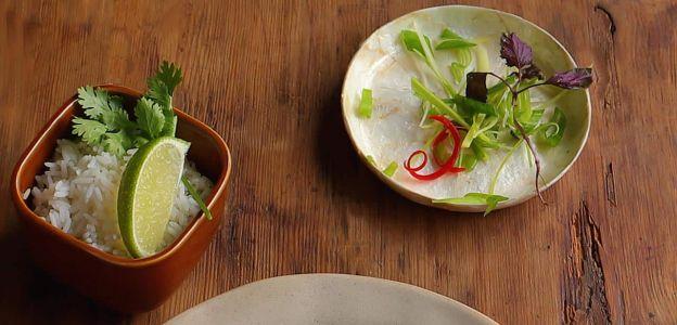 Tajskie zielone curry z Zary - niebanalny przepis na pyszne orientalne danie