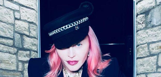 Madonna: jak wygląda jej pierwszy tatuaż i co oznacza?