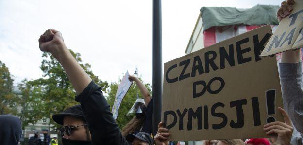 Strajk uczniów 2020
