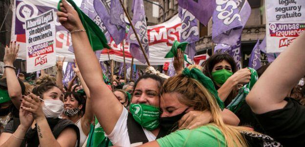 Argentyna legalizuje aborcję