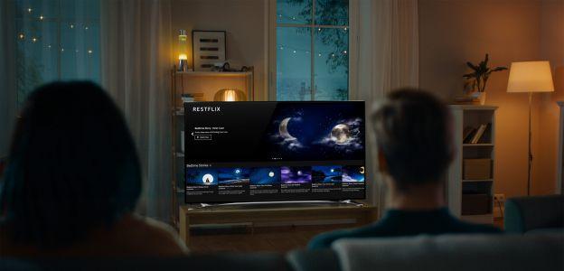 Restflix - Netflix dla cierpiących na bezsenność