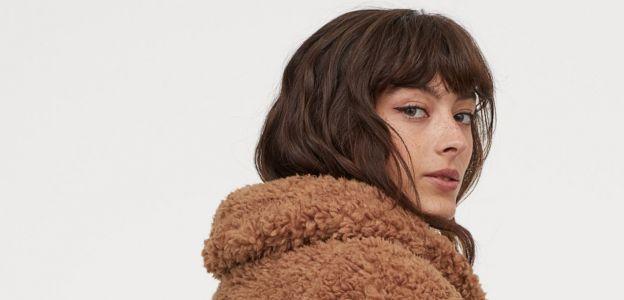 Wyprzedaże H&M - ten płaszcz miś pokochałyśmy od pierwszego wejrzenia!