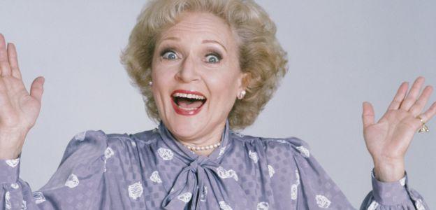 Betty White obchodzi 99 urodziny. Znamy sekret jej dłuego i szczęśliwego życia!