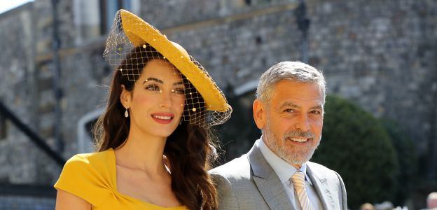 Amal i George Clooney planują ponowny ślub
