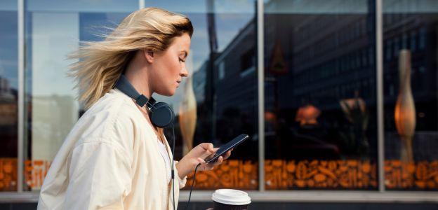 Krokomierz - aplikacja na telefon