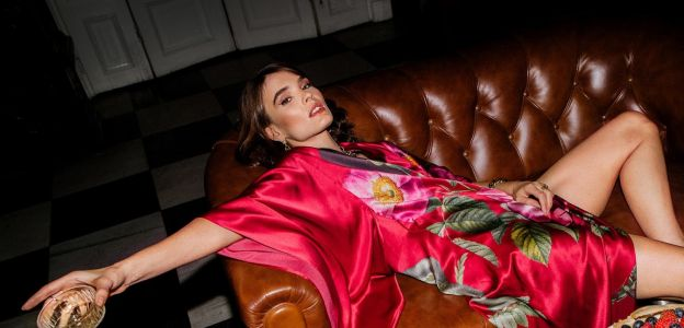 Te polskie marki tworzą piękne piżamy, szlafroki i kimona
