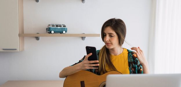 Aplikacja do tworzenia muzyki dla początkujących