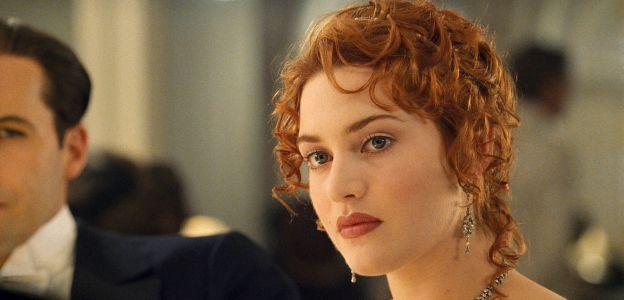 """Kate Winslet w filmie """"Titanic"""""""