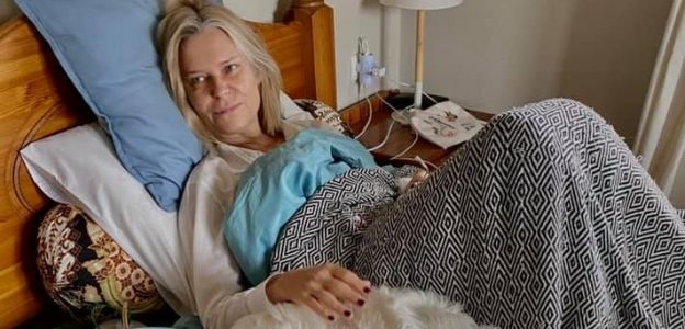 Paulina Młynarska poddała się podwójnej mastektomii