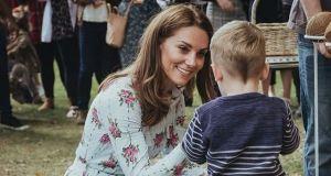 Kate Middleton opowiedziała co lubi robić książę Louis. To urocze!