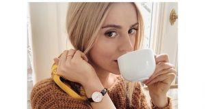 Kasia Tusk pokazała zdjęcie ślubne na Instagramie: uwagę przykuwa suknia ślubna blogerki