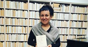 Olga Tokarczuk otrzymała wyjątkowy prezent: to pamiątka po Wisławie Szymborskiej