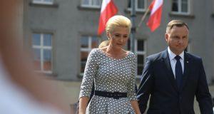 Z kim obecna pierwsza dama, Agata Kornhauser-Duda, przegrała walkę o serca Polaków?