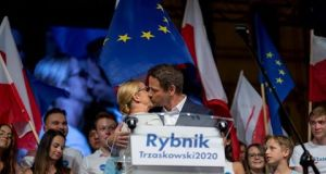 """Małgorzata Trzaskowska po ogłoszeniu wyników Ipsos: """"Wierzę, że zwyciężymy"""""""