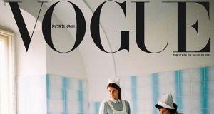 Burza w mediach o okładkę Vogue'a. Brak wyobraźni czy obsesja politycznej poprawności?