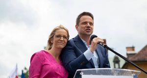 Rafał Trzaskowski o pensji pierwszej damy: ile będzie zarabiać jego żona?