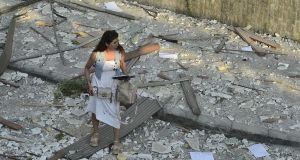 Te zdjęcia z wybuchu w Bejrucie ściskają gardło: co naprawdę stało się w stolicy Libanu?