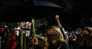 Protest Ogólnopolskiego Strajku Kobiet. Co czują kobiety, które wychodzą na ulice?