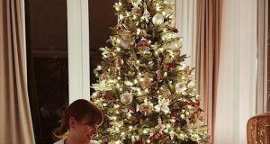 Anna Lewandowska pochwaliła się choinką. Co za wspaniałe dekoracje na Święta! Niektóre mocno nas zaskoczyły