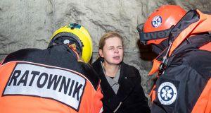 Barbara Nowacka zaatakowana gazem przez policję. Pokazywała legitymację poselską