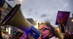 Strajk Kobiet: Marta Lempart zgłoszona do prokuratury. Miała opluć policjanta