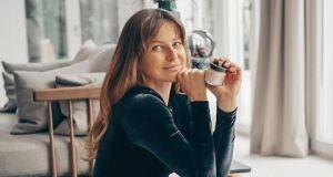 Anna Lewandowska w seksownym welurowym body. Marzą o nim stylistki i dziennikarki mody!