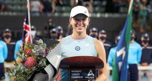 Iga Świątek wygrała w finale WTA w Adelajdzie: Polka dzisiaj rozgromiła rywalkę