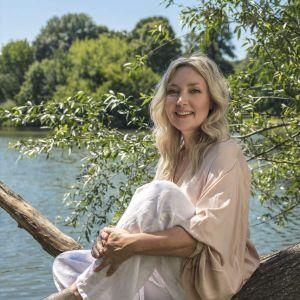 """Joanna Godecka, terapeutka, autorka książki """"Szczęście w miłości"""""""