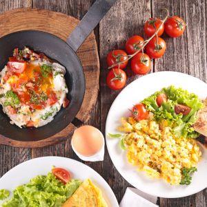 5 przepisów na śniadanie z jajkiem