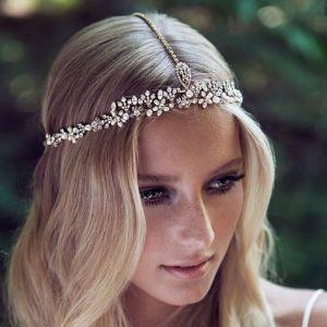 Piękne Ozdoby Do Włosów Na ślub 2016 Kobietapl