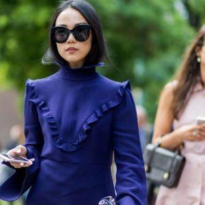 Trend moda na wiosnę 2017: falbanki!