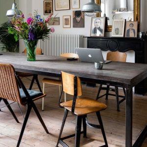 Piękne mieszkanie artysty w Amsterdamie