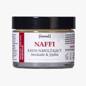 Krem nawilżający NAFFI Awokado & Jojoba