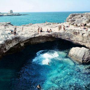 Lecce, południowe Włochy